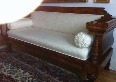 Sofa fra - formentligt - 1910