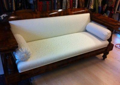 Biedermeier-sofa