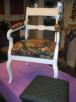 Hjemmemalet-stol